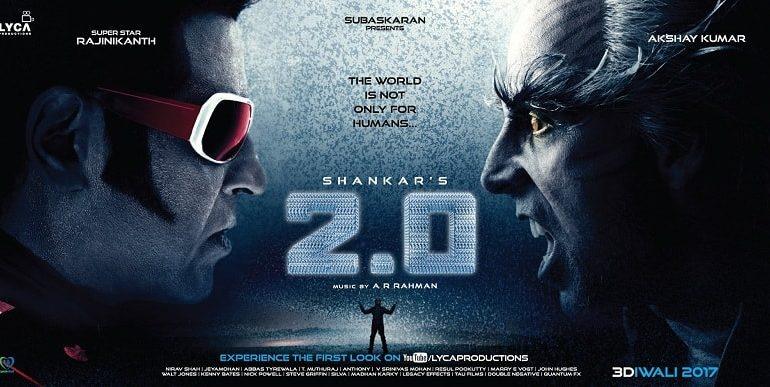 Rajnikanth- Akshay Kumar 2.0 Movie, 'बाहुबली'वरही 'थलैवा' भारी, '2.0'ची छप्परफाड कमाई