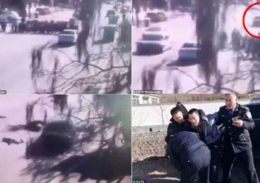 काळी कार ठरली कर्दनकाळ, 5 निष्पाप चिमुरडे रस्त्यावरच ठार!