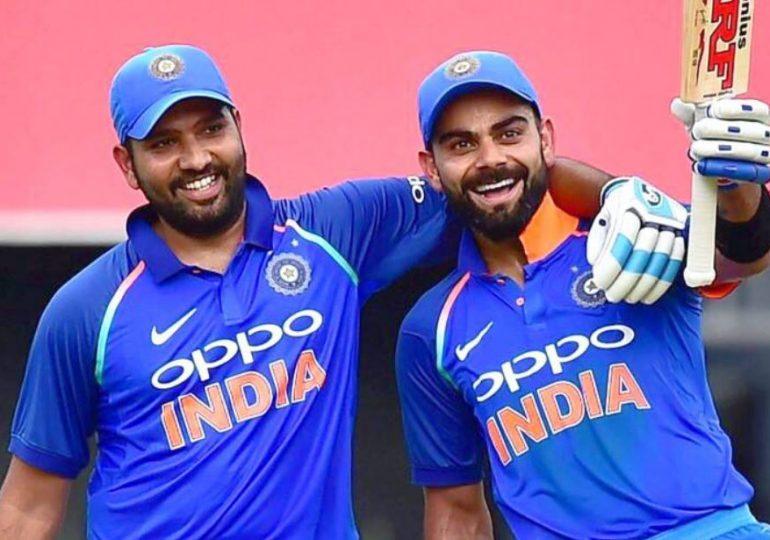 कोहलीशिवाय टीम इंडिया, पण रोहितचं 'द्विशतक' निश्चित!