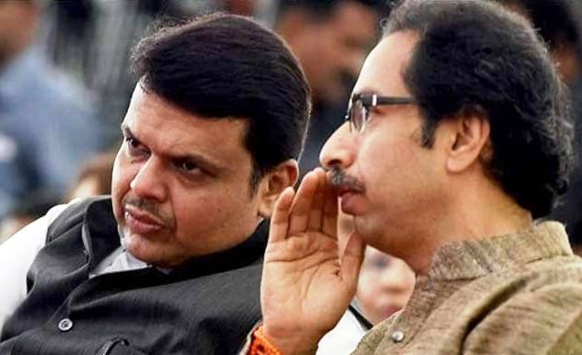 Shivsena BJP 288 seats