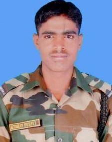 पाकिस्तानच्या गोळीबारात नाशिकचा जवान शहीद