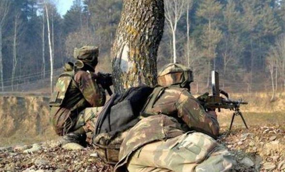 Jammu-Kashmir Indian Army, आईचा शब्द पाळला, दशहतवाद्याला जिवंत पकडलं