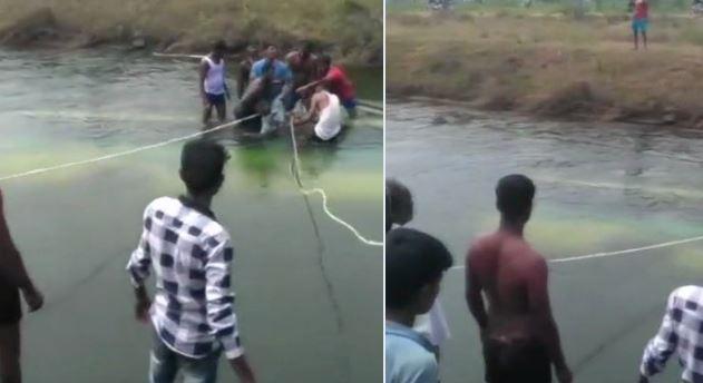 कर्नाटकात भीषण बस अपघात, 25 जणांचा मृत्यू