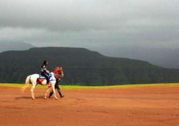 पाचगणीत घोडेस्वारी बंद, पर्यटकांचा हिरमोड, घोडे व्यावसायिकही अडचणीत
