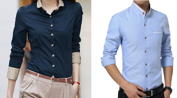 पुरुषांच्या शर्टाची बटणं उजव्या, तर स्त्रियांच्या डाव्या बाजूला का असतात?