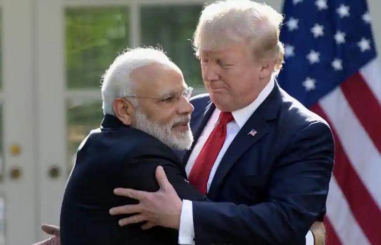 , भारतीय भाग्यवान आहेत, कारण त्यांच्याकडे मोदी आहेत : डोनाल्ड ट्रम्प