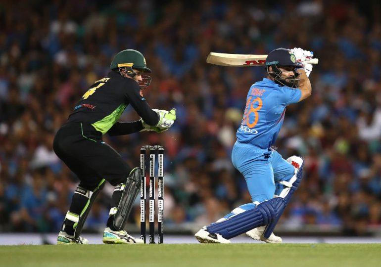 , टी-20 : तिसऱ्या सामन्यात भारताची ऑस्ट्रेलियावर मात