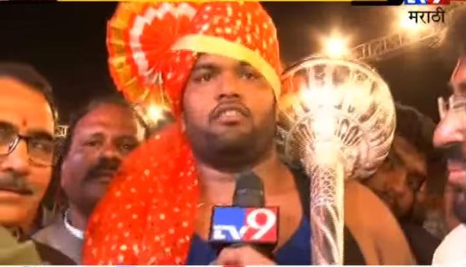 maharashtra kesari dangal, बाला रफीक शेख यंदाचा 'महाराष्ट्र केसरी'
