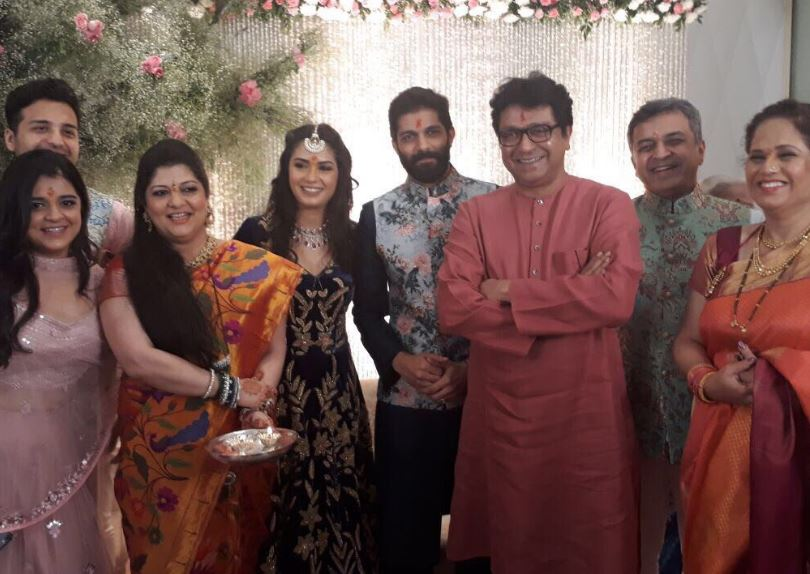 मुलाचं लग्न लावलं, आता राज ठाकरे 500 आदिवासी जोडप्यांचं लग्न लावणार