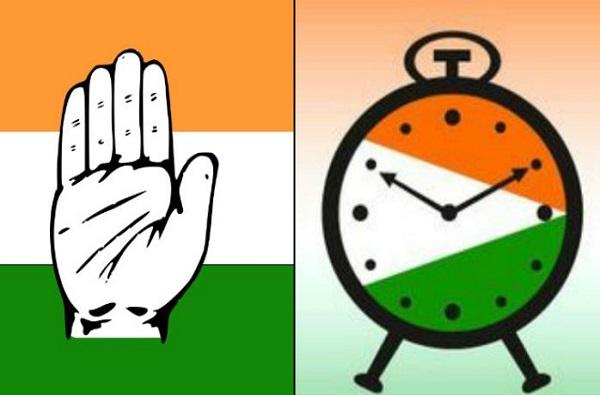 Congress-NCP clashes Maharashtra Assembly election results 2019, राष्ट्रवादीसारखा मित्र असेल तर शत्रूची गरज नाही, निकालापूर्वीच आघाडीत राडा