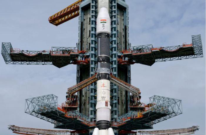 भारतीय हवाई दलाचं बळ आणखी वाढवणाऱ्या जीसॅट-7 एचे यशस्वी प्रक्षेपण