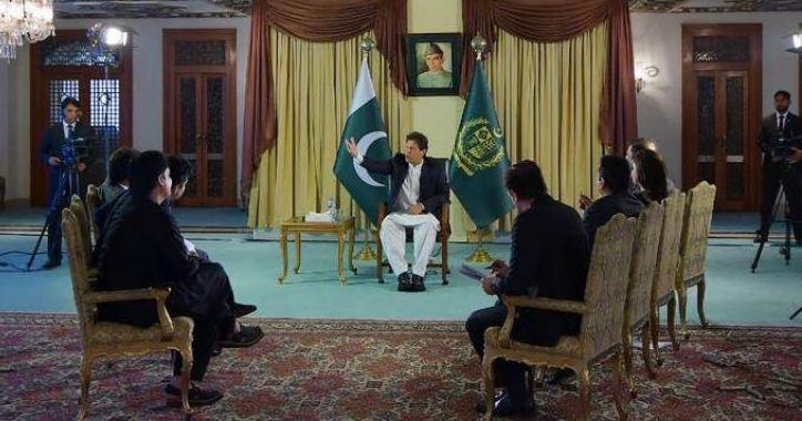 , काश्मीरप्रश्नी बोलताना इम्रान खान यांनी अटलजींची आठवण सांगितली!