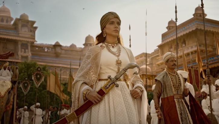 , Manikarnika: मी पण राजपूत, बर्बाद करेन, कंगनाचा विरोधकांना इशारा