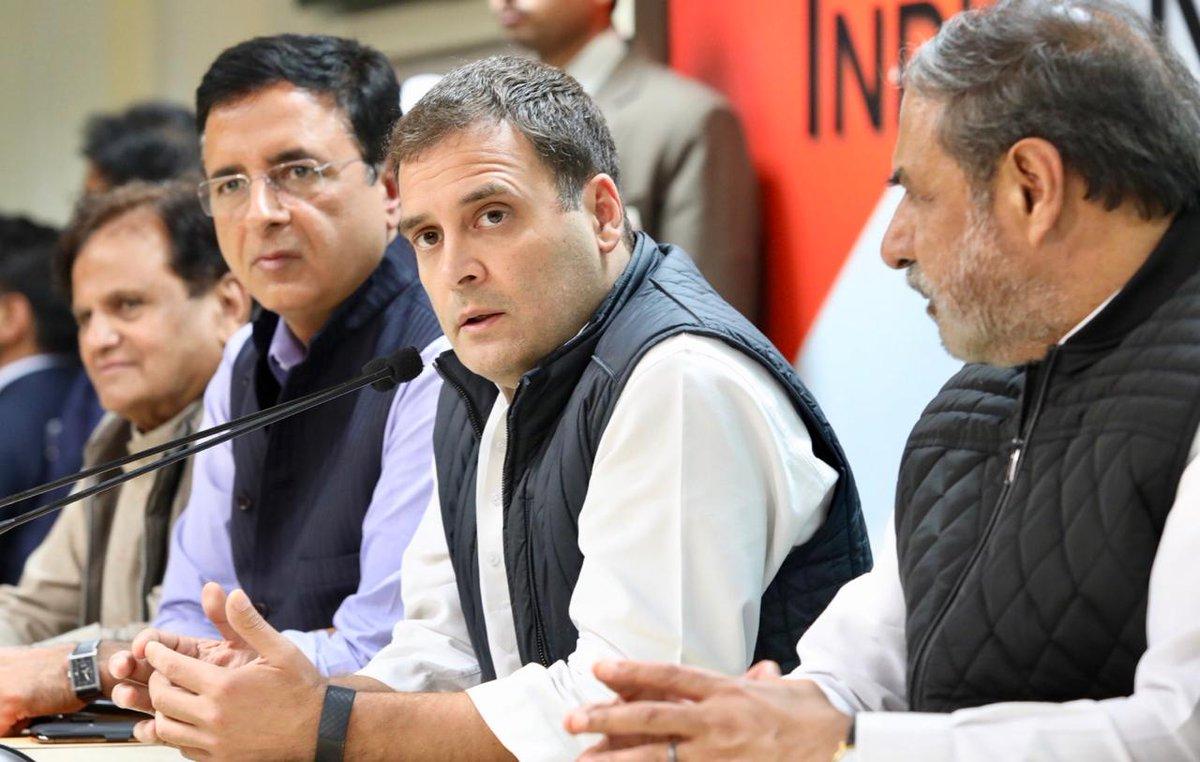 दाखवून दिलंय, आम्ही काय आहोत ते : राहुल गांधी