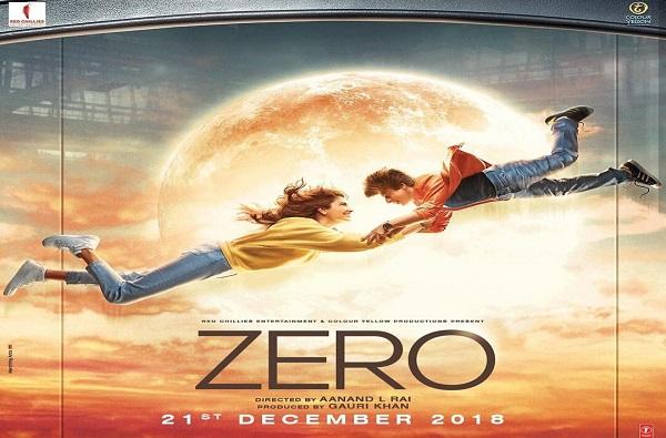, zero movie review: मेरठ ते मंगळ, प्रेमाचा त्रिकोण: झिरो