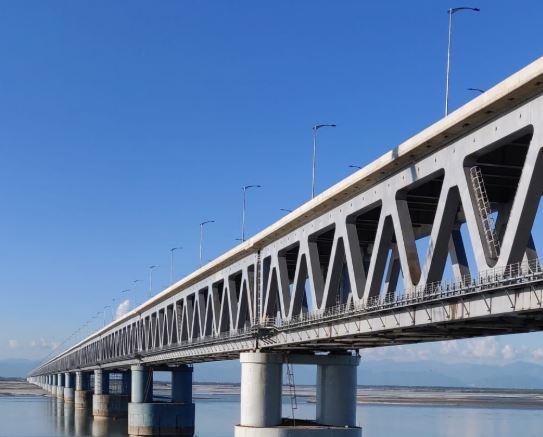 , 21 वर्ष बांधकाम चाललेला देशातील सर्वात मोठा पूल कसा आहे?