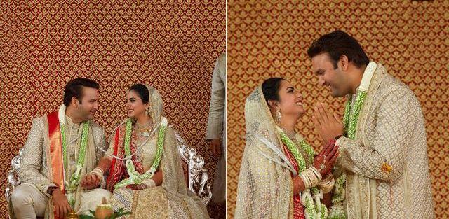 , ईशा अंबानीच्या लग्नातल्या फोटोग्राफरचं नशिब फळफळलं!