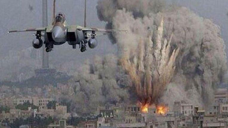 इस्रायलचा सीरियावर हवाई हल्ला, शस्त्र भांडार नेस्तनाबूत