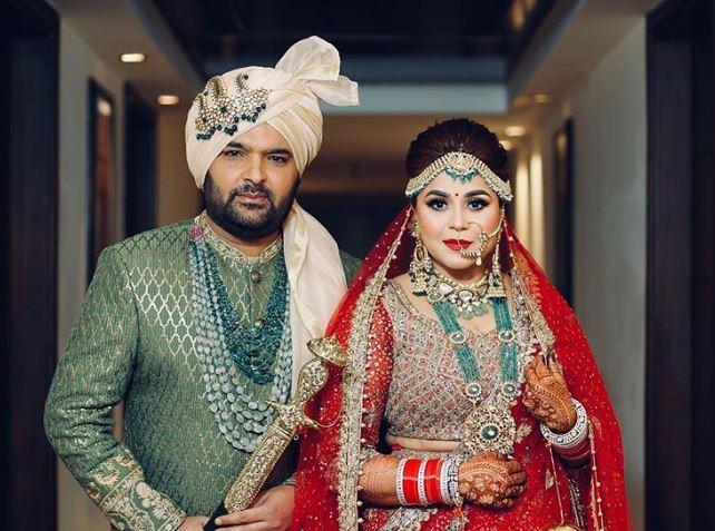 Kapil-Ginni Wedding, कपिल शर्माही विवाहबंधनात अडकला