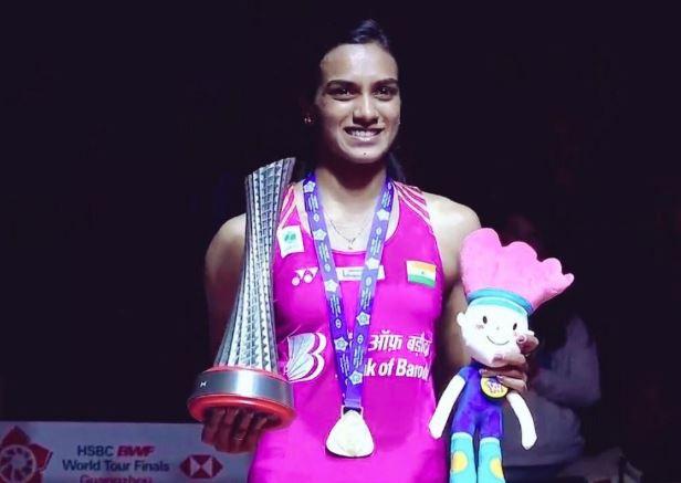 PV Sindhu, सिंधूने वर्ल्ड टूर फायनल्स जिंकून इतिहास रचला