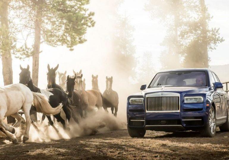 रोल्स रॉयसची नवी गाडी भारतात, किंमत तब्बल.....