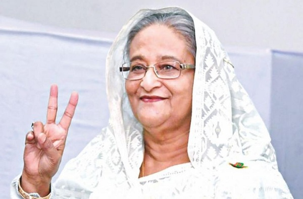 बांगलादेशच्या पंतप्रधानांविरोधातील उमेदवाराला फक्त 123 मतं