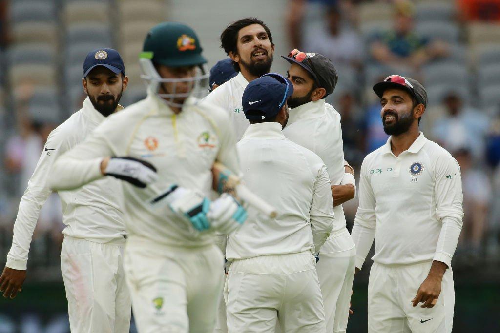 , AUSvsIND : तिसऱ्या दिवसअखेर ऑस्ट्रेलियाकडे 175 धावांची आघाडी