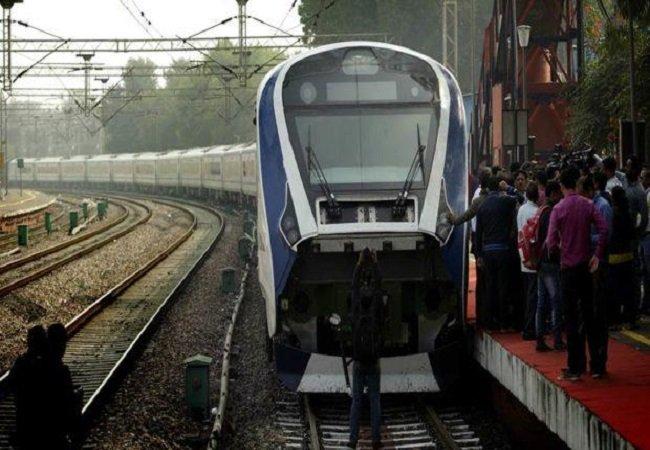 देशातल्या सर्वात वेगवान ट्रेनने प्रवास करण्यासाठी तिकीट किती?