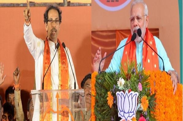 पंतप्रधान मोदी आणि उद्धव ठाकरेंची उद्या महाराष्ट्रातली पहिली सभा