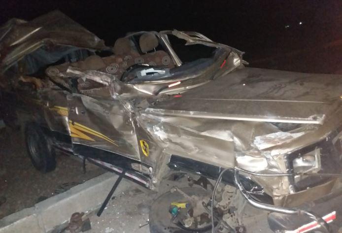 यवतमाळमध्ये भीषण अपघातात 11 जणांचा मृत्यू