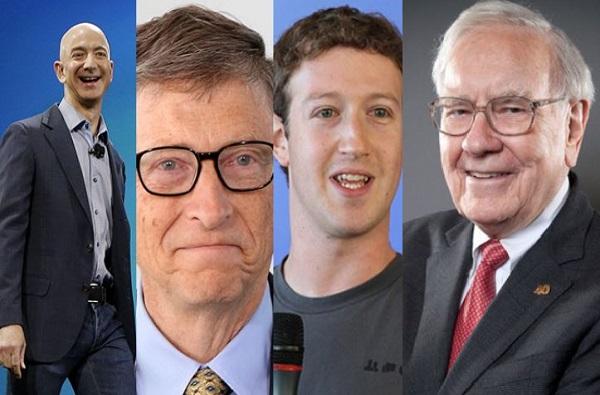 जगातील श्रीमंत व्यक्तींचा दिनक्रम माहित आहे का?