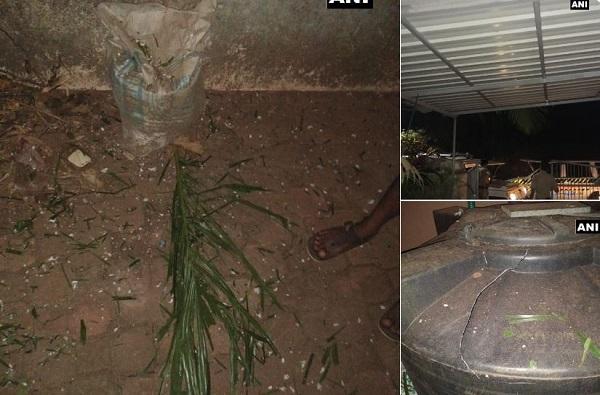 , शबरीमाला वाद: भाजप, माकप नेत्यांच्या घरावर देशी बॉम्ब फेकले