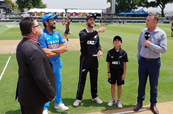 IndvsNz Live : भारताचा 92 धावांत खुर्दा, न्यूझीलंडचा 8 विकेट्सनी विजय