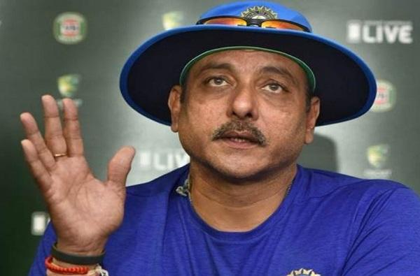 टीम इंडियाच्या प्रशिक्षकपदी पुन्हा एकदा रवी शास्त्रींची निवड