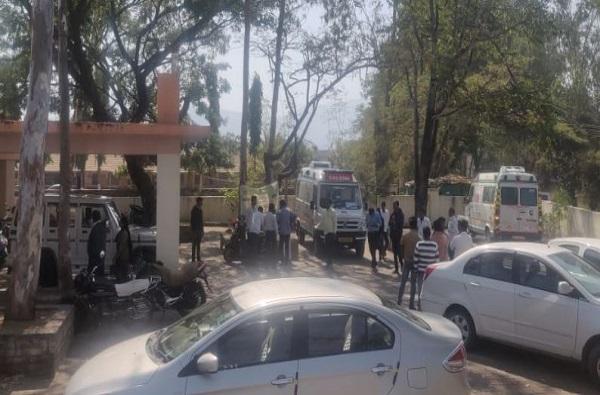 झाडाची पारंबी पडून सहलीला गेलेल्या विद्यार्थ्याचा मृत्यू