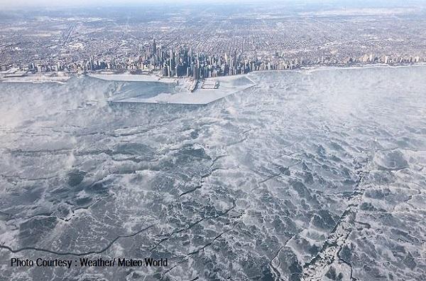 अमेरिकेत थंडीचा कहर, तापमान -70 डिग्री जाण्याची शक्यता