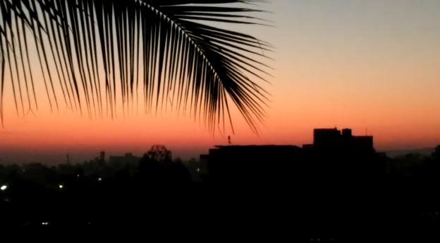 new year celebration, गुड बाय 2018! अखेरचा सूर्यास्त