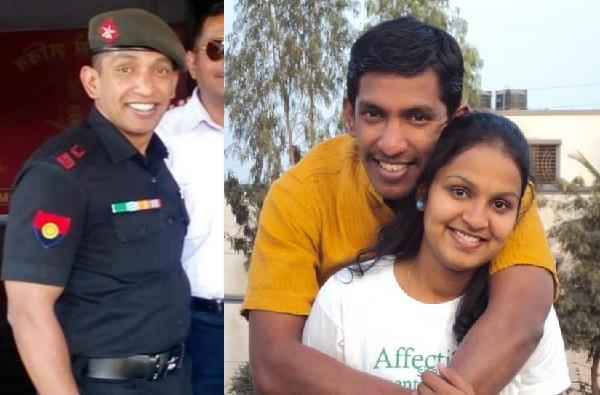 major shashidharan nair, मुलगी व्हिलचेअरवर, तरीही लग्न केलं, शहीद शशीधरन यांची प्रेमकहाणी