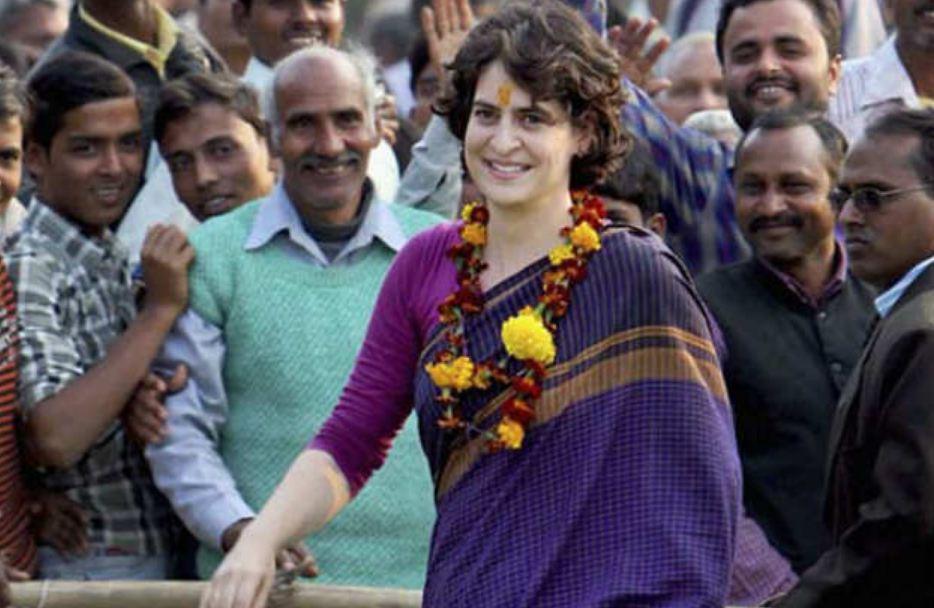 राहुलने सांगितल्यास वाराणसीतूनही लढेन : प्रियांका गांधी
