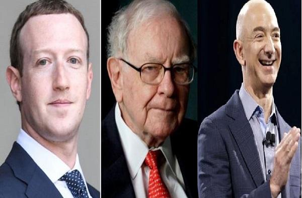 मार्क झुकरबर्ग ते जेफ बेजॉस... गडगंज पैसेवाले कुठल्या कारमधून फिरतात?
