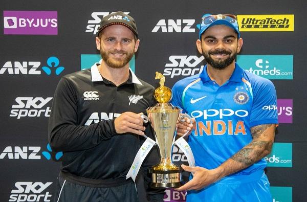 भारत वि. न्यूझीलंड वन डे : विश्वचषकापूर्वी परदेशात भारताची अखेरची परीक्षा
