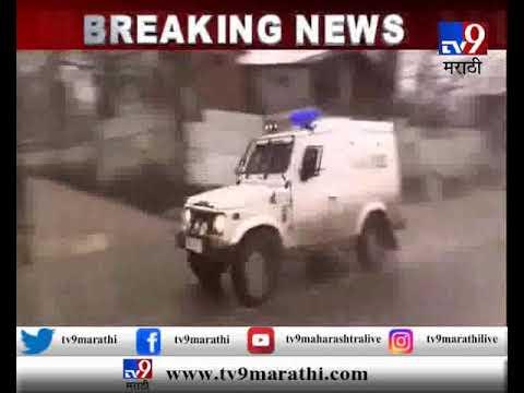 श्रीनगरमध्ये उरीनंतरचा सर्वात मोठा हल्ला