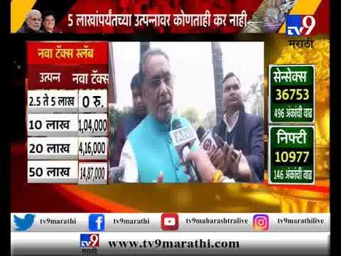 नवी दिल्ली : बजेटवर केंद्रिय कृषीमंत्री राधामोहन सिंह यांची प्रतिक्रिया