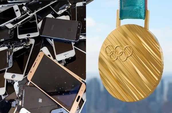 तुमच्या मोबाईलचं सोनं होणार, ई-कचऱ्यापासून ऑलिम्पिक पदकं बनणार!