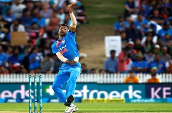 भारताला धक्का, ऑस्ट्रेलियाविरुद्धच्या मालिकेतून हार्दिक पंड्या बाहेर