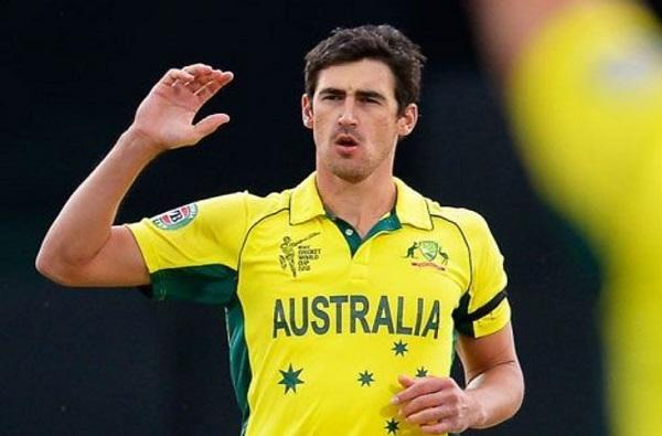 दोन उपकर्णधार घेऊन ऑस्ट्रेलिया भारत दौऱ्यावर, स्टार्क आऊट