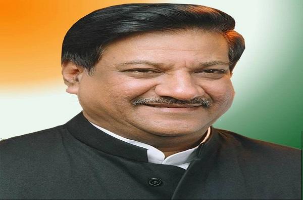 corporator support bjp against prithviraj chavan