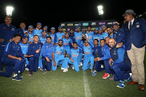 INDvsNS : पाचवा सामना जिंकत वन डे मालिकाही भारताच्या खिशात