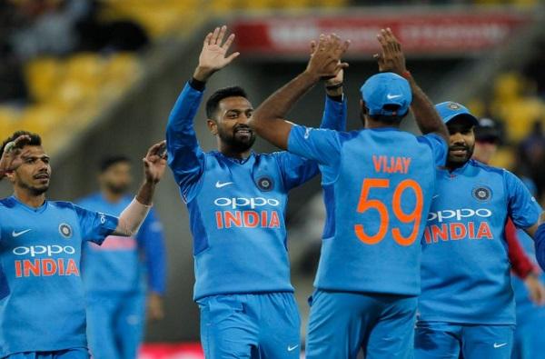 IndvsNz 2nd T20 : भारताचा न्यूझीलंडवर 7 विकेट्स राखून विजय