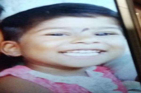 बिबट्याच्या हल्ल्यात साडे तीन वर्षीय चिमुकलीचा मृत्यू